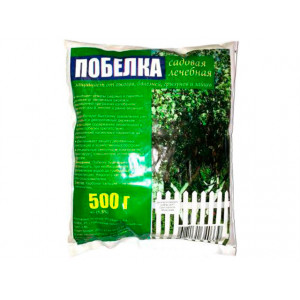 Садовая побелка 500гр Лечебная