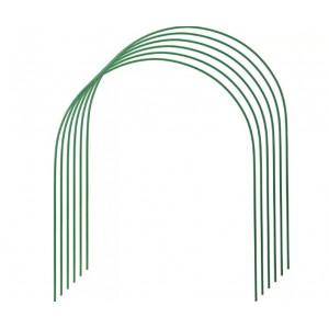 Дуги парниковые 2м 6шт металл с ПВХ покрытием
