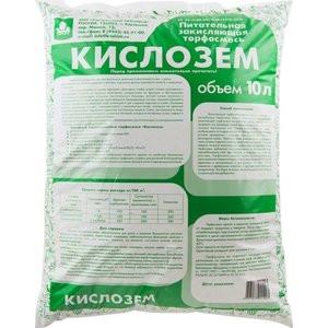 Кислозем 10л Костромской химзавод