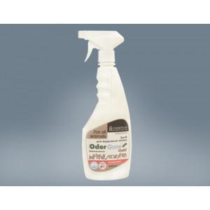 """Жидкость для удаления запаха OdorGone """"Animal"""" Gold 500 мл"""
