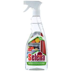 Средство для мытья холодильников антибактериальное Selena, 500 мл