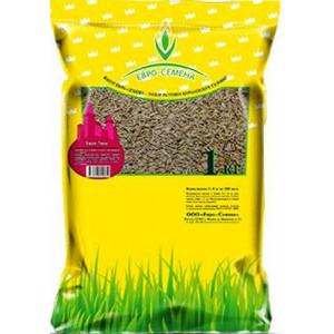 Трава газонная Евро-Тень 1 кг