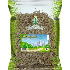 Трава газонная Мегаполис 1 кг