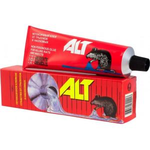 Клей от грызунов ALT 135гр. (туба) для отлова грызунов и насекомых)(25/50)