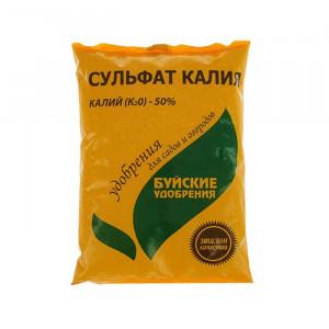 Сульфат Калия 0,9кг.(калий сернокислый)