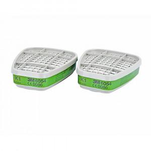Фильтр 6054 от аммиака и метиламина К (ОРИГИНАЛ) (2шт)
