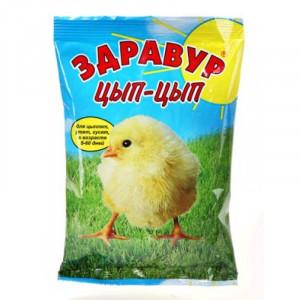 Здравур  Цып -Цып ВХ 250 гр