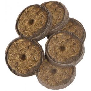 Торфяные таблетки ф24мм Ellpress 10шт
