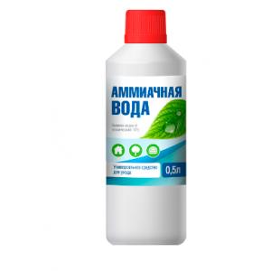 Аммиачная вода 10% 0,5л Биомастер