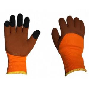 Перчатки Зимние акриловые с начесом