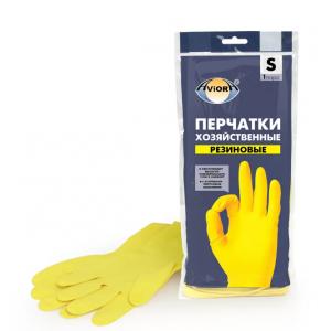 Перчатки резиновые Aviora