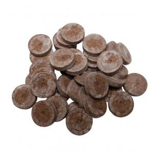 Торфяные таблетки ф24мм Джиффи (10шт)